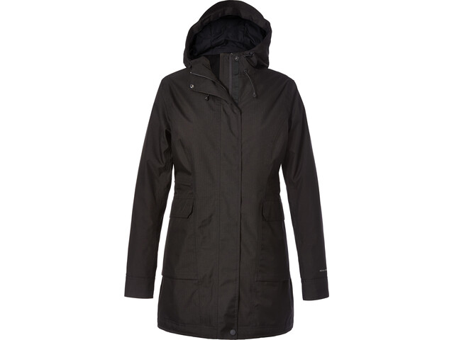 Royal Robbins Astoria Veste imperméable Femme, jet black